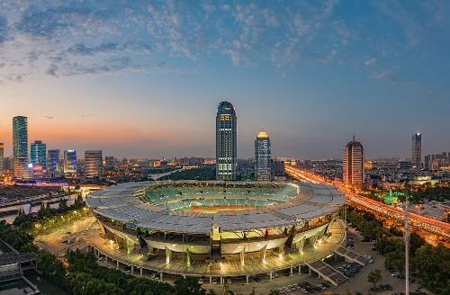 苏州市体育中心