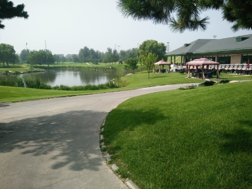北京万柳高尔夫
