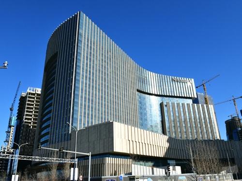 青海金融大厦